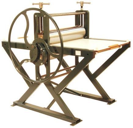 Druckpresse JW-80 für Druckwerkstätten