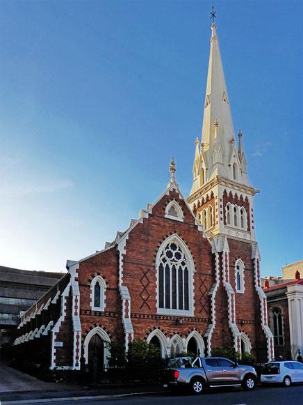 Pilgrim Uniting Church, Launceston
