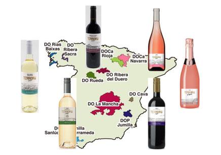 セット購入 スペインワイン