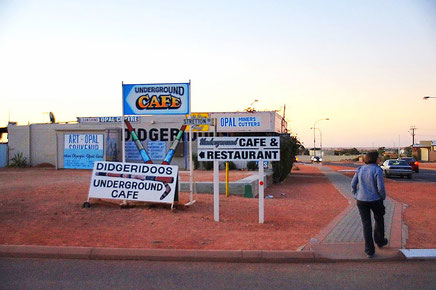 Coober Pedy, Opale, Australien