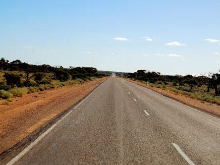 Australien, Outback, rotes Zentrum