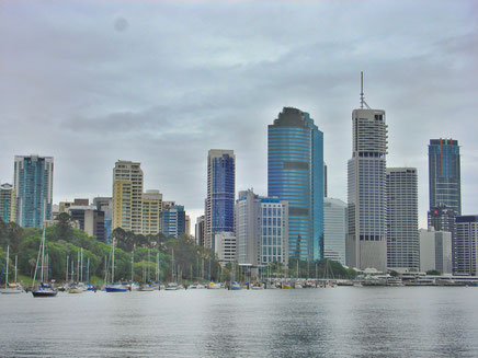 Brisbane, Ostküste, Australien