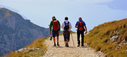 Wege zum Sinn auf gemütlichen Wanderwegen