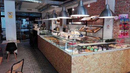 Licencia de apertura panadería cafetería con obrador