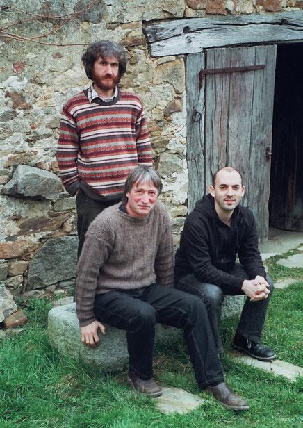 Trio Delaunay-Gallet-Payrat