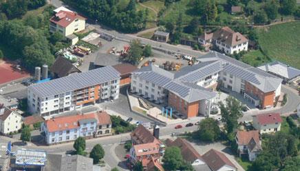 Mehrgenerationenhaus im ASB Seniorenzentrum Otterberg, Bachstr. 11