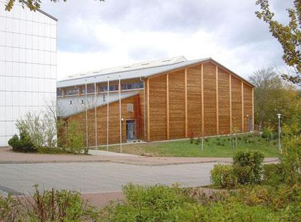 Sporthalle E der Bettina von Arnim IGS Otterberg, Schulstr. 2
