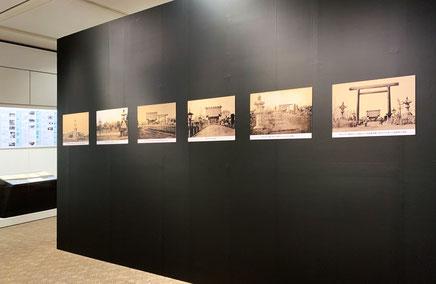 靖國神社遊就館展示風景