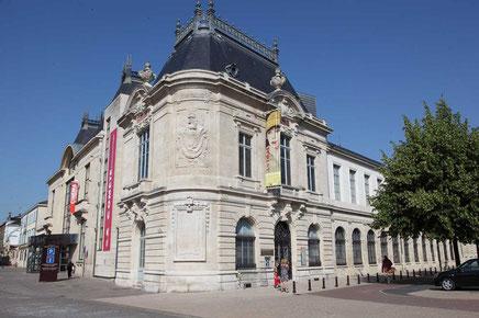 Musée des Beaux-arts et d'archéologie de Châlons-en-Champagne.