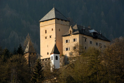 Groppenstein Castle