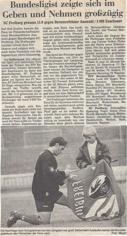 (Ostfr. Nachrichten vom 15. Juli 1996)