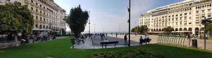 Platia Aristotelous Aristotelesplatz