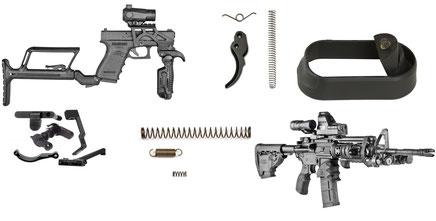 Aftermarket - Accessori per Armi