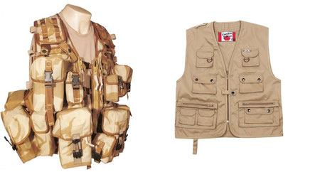 Gilet tattici - Ciras - Body armor - Chest Rigs - Load Bearing