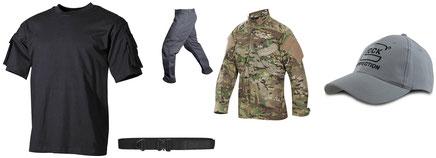 Pantaloni tecnici - Cinturoni - Maglie termiche -Giacche SoftShell