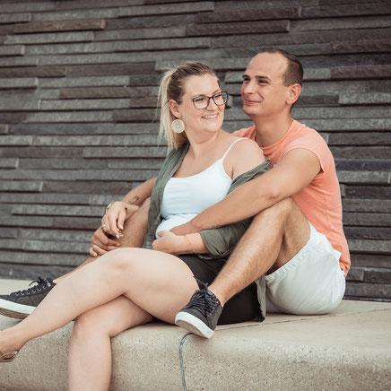 Paar, Ehepaar, Menschen, Portrait, Peopleshooting, Fotoshooting, Model