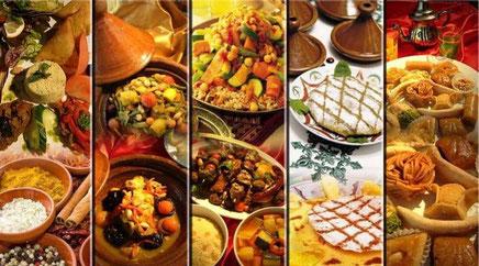 Cuisine orientale - le petit voyageur