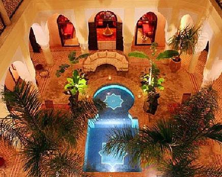 Riad Nabila à Marrakech - Maroc on Point