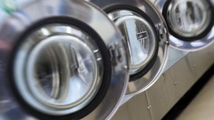 laverie automatique - le petit voyageur