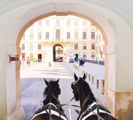 Fiakerfahrt Wien bestellen