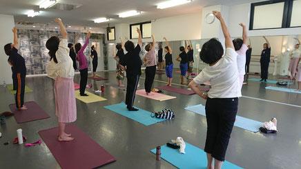 ビーライン水戸南町店,施設案内,トレーニング,フィットネスクラブ,骨盤体操