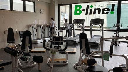 ビーライン水戸南町店,フィットネスクラブ,サーキットトレーニング,ジム,健康,水戸市
