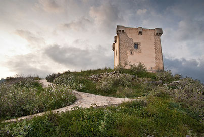 Castillo de Concentaina (Alicante) Comunidad VAlenciana.