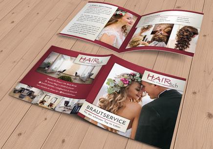 Hairlich Ihr Friseur Cuxhaven Altenbruch - Brautservice - Brautfrisur - Brautstyling - Hochsteckfrisuren - Bräutigam Styling - Haarverlängerungen - MakeUp