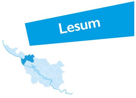 Bremen, Lesum, Stadtteil, Nord