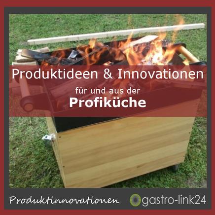 Produktideen und Innovationen aus der Küche
