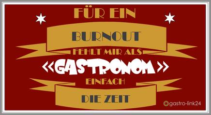Spruch Gastronom