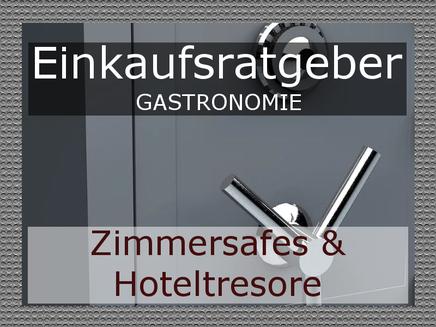 Zimmertresore und Safes in Hotels