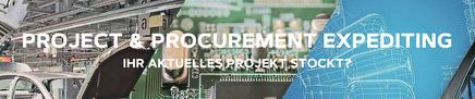 Freelancer - Freiberuflicher Mitarbeiter - Qualitätskontrolle Project Procurement Expediting und Inspection Services
