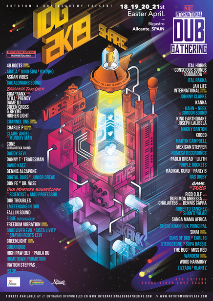 international dub gathering 2019