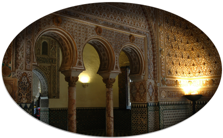 tour-seville.com: Real Alcázar y barrio de Santa Cruz