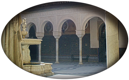 Tour-Seville.com: Siviglia nobile, Casa de Pilatos, Contesa Lebrija, Real Alcázar