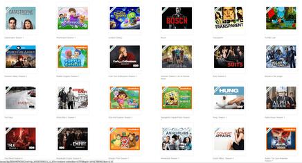 Amazon Originals & Prime Exclusives
