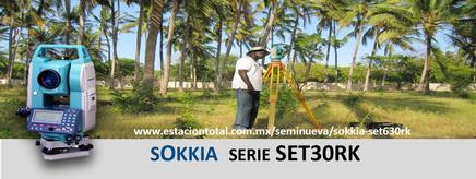 Estacion Total Sokkia SET630RK