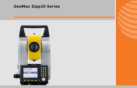 estaciones totales geomax zipp20