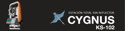 estacion total ks-102 cygnus topcon