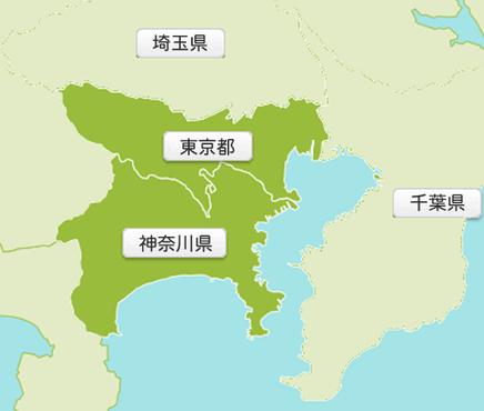 東京都全域、神奈川県全域でLED照明のデモ工事を行っております