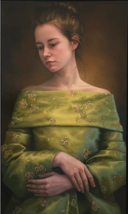 Gallery Mokum The Female Gace. Ladybug, 2021  - Ellen de Groot