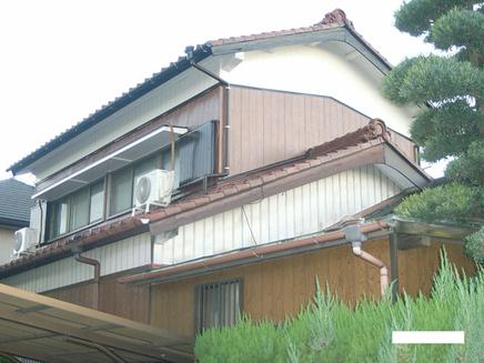 外壁塗り替えリフォーム、アフター
