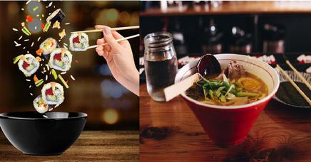 Cuisine asiatique - le petit voyageur