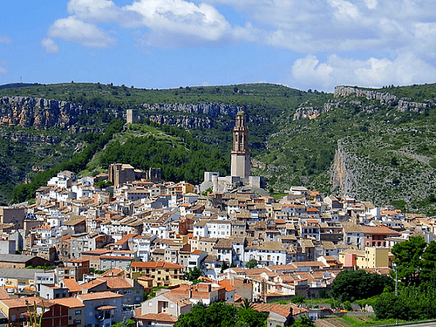 Jérica, Comunidad Valenciana en España.