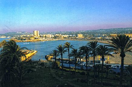 Xàbia (Jávea) es una bonita ciudad marinera d la Comunidad Valenciana.