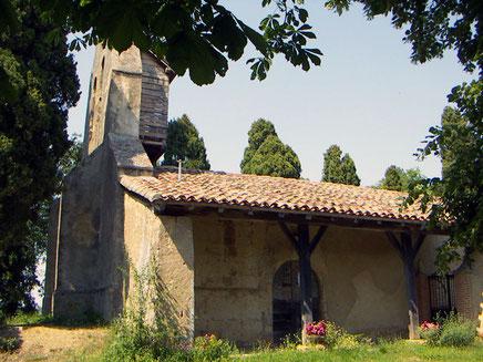 La Chapelle de Saint-Pé d'Arès
