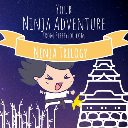 Ninja Adventures Trilogy