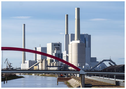 Mannheim, Mannheim Images, Fotodrucke, Thomas Seethaler, Thomas Seethaler Fotografie, GKM, GKM Mannheim, Großkohlekraftwerk Mannheim, Mannheim-Neckarau