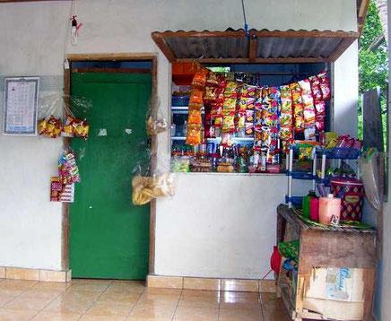 Kleiner Kaufladen
